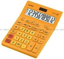 Kalkulator biurowy Casio GR-12C-RG