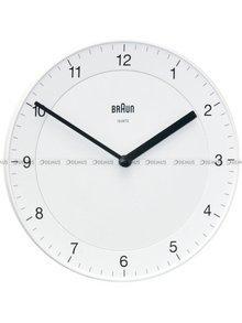 Mały zegar ścienny Braun BC06W