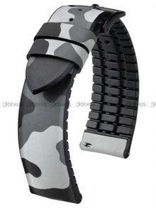 Pasek kauczukowy do zegarka - Hirsch John 0925088030-5-22 - 22 mm - L
