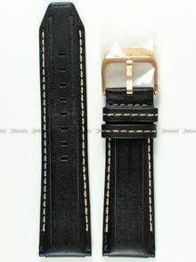 Pasek skórzany do zegarka Festina F16384 - P16384-3 24 mm