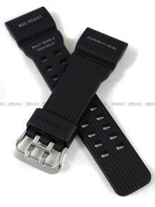 Pasek z tworzywa do zegarków Casio GWG-100-1A - 23 mm
