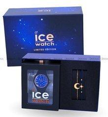 Zegarek Damski Ice-Watch - Ice Cosmos Star Deep Blue 018693 S - Z bransoletką w zestawie - Limitowana edycja