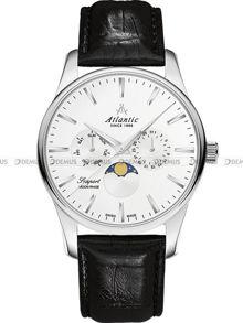 Zegarek Męski Atlantic Seaway Moon Phase 56550.41.21
