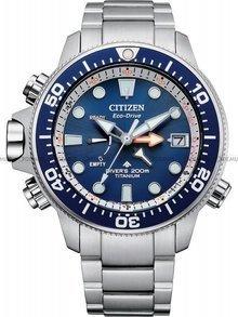Zegarek Męski Citizen Promaster Divers Titanium BN2041-81L