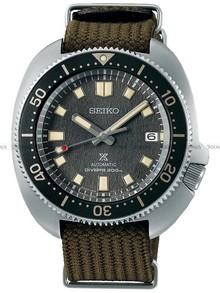 Zegarek Męski Seiko Prospex 1970 Diver's Modern Re-interpretation SPB237J1 - W zestawie dodatkowy pasek