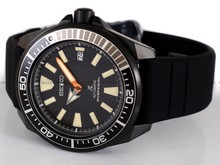 Zegarek Męski Seiko Prospex Black Series Samurai Automatic Diver SRPH11K1 - Limitowana Edycja