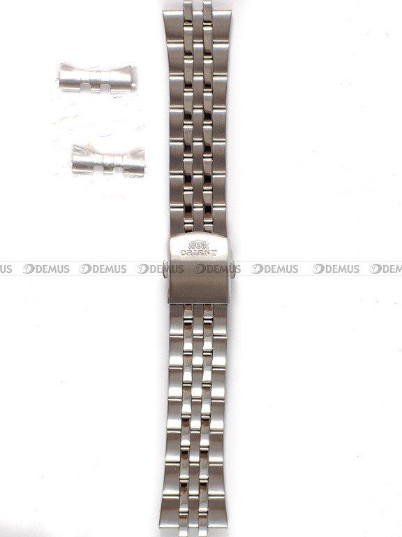b92896f48299a5 ... Bransoleta do zegarka Orient FAB0B003W9, FAB0B004W9, FAB0B002W9,  FAB0B001D9 - KDEZKSS - 22 mm ...