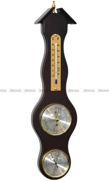 Barometr Termometr Higrometr TFA Kajtek-N-010-Wenge