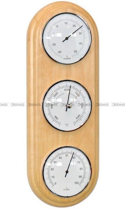 Barometr Termometr Higrometr TFA Owal3D-B-N-0-Buk