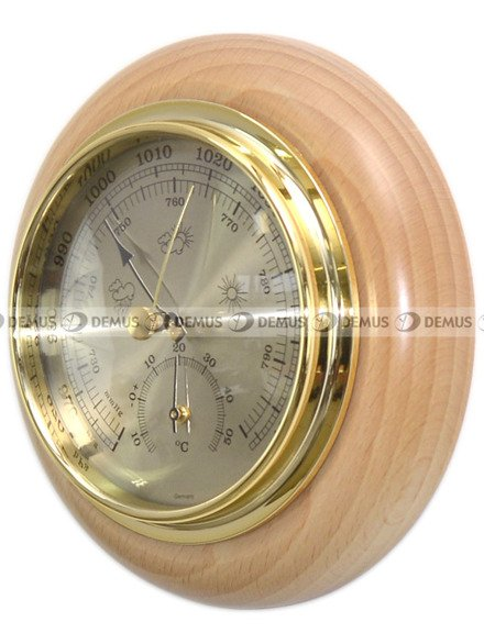 Barometr Termometr Koch B09TN-Buk