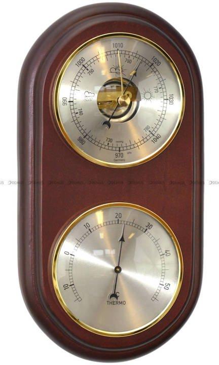 Barometr Termometr TFA OWAL2D-N-BT-05-CH2 - 26x14 cm