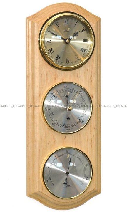 Barometr Termometr Zegar TFA RobertZegar-N-0-Buk