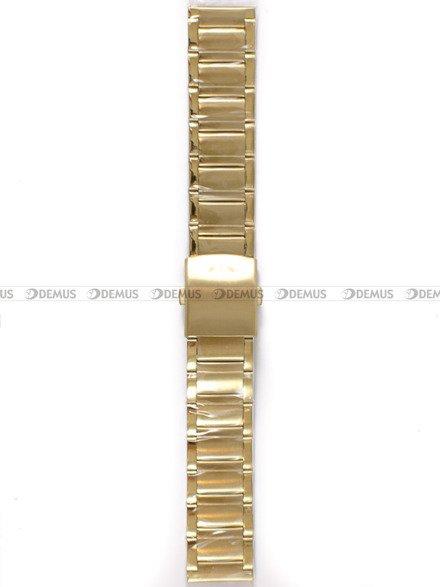 Bransoleta do zegarka Bisset - BBG.14.20 - 20 mm