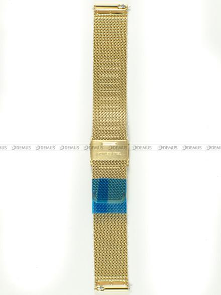 Bransoleta do zegarka Bisset - BBG.36.18 - 18 mm
