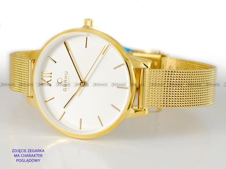Bransoleta do zegarków Obaku V209L - V209LXGIMG - 12 mm