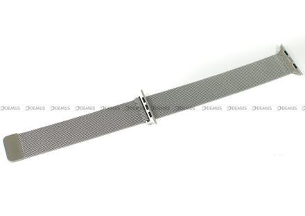 Bransoleta stalowa mesh do Smartwatcha - Bra1 - 42 mm
