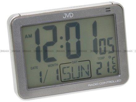 Budzik cyfrowy JVD RB852.4 z termometrem