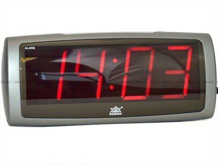 Budzik sieciowy LED Xonix 1819-Red