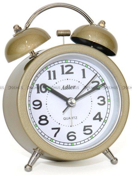Budzik wskazówkowy Adler 40130CH