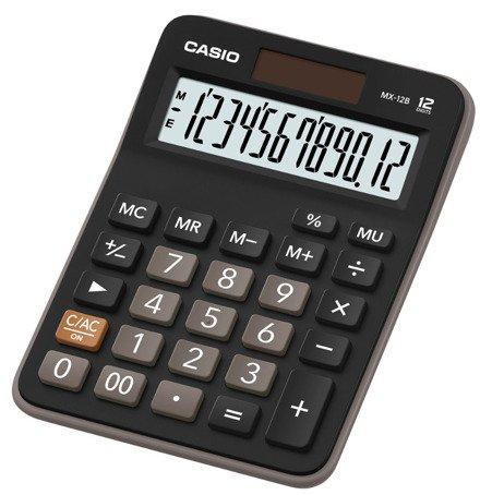 Kalkulator biurowy Casio MX-12B