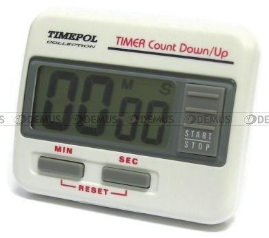 Minutnik Timepol TM86A-T-WH
