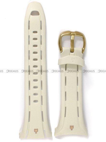 Pasek do zegarka Timex TW5M05800 - PW5M05800 - 19 mm