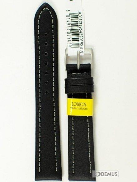 Pasek do zegarka wodoodporny skórzany - Morellato A01U2195432019 18mm