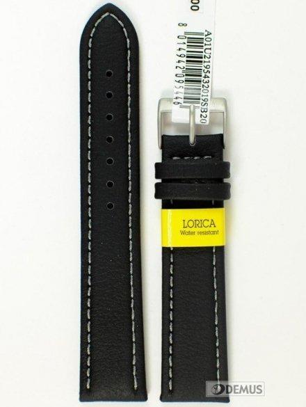 Pasek do zegarka wodoodporny skórzany - Morellato A01U2195432019 20mm