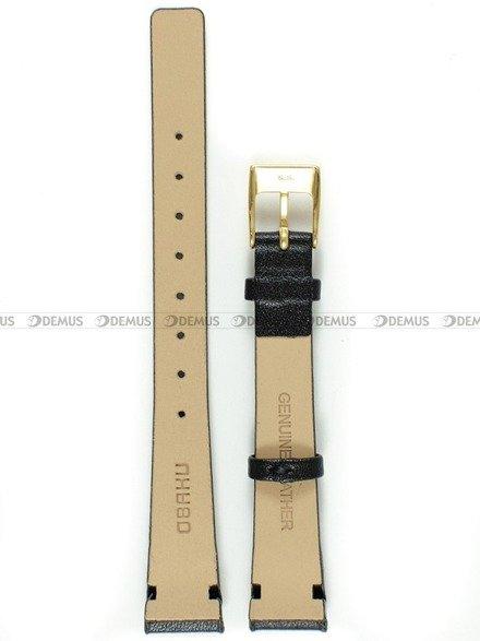Pasek do zegarków Obaku V150L - V150LABRB1 - 14 mm
