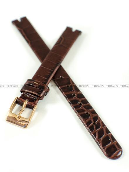 Pasek do zegarków Obaku V168L - V168LEVNRN - 10 mm