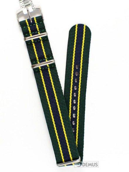 Pasek nylonowy do zegarka - Morellato A01U3972A74871 20 mm
