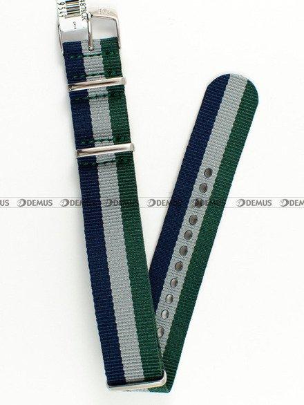 Pasek nylonowy do zegarka - Morellato A01U3972A74878 18 mm