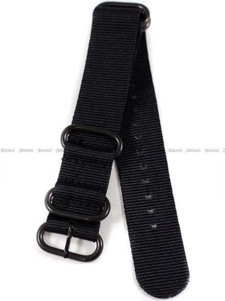 Pasek nylonowy do zegarka - Nato PN5.22.1 - 22 mm