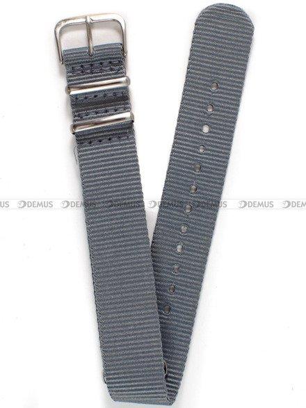 Pasek nylonowy do zegarka - Nato PND1.20.2 - 20 mm