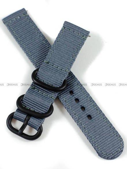 Pasek nylonowy do zegarka - Nato PND2.18.55 - 18 mm