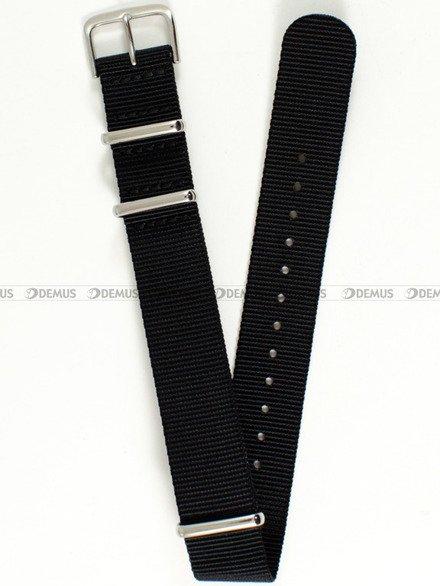 Pasek nylonowy do zegarka - Nato PNN1.18.1 - 18 mm