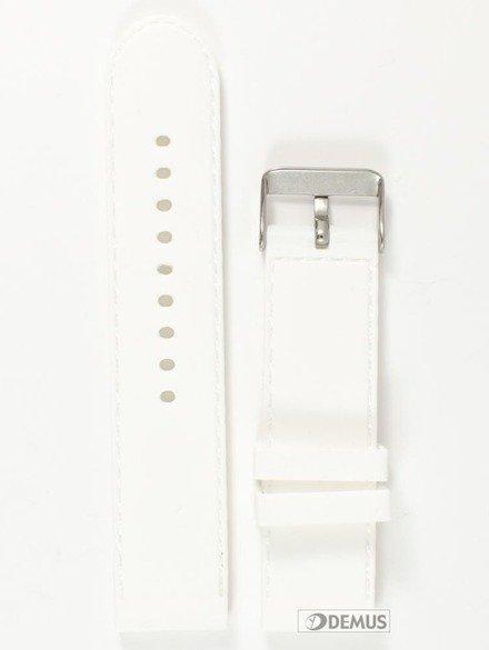 Pasek silikonowy do zegarka - Chermond PG1.22.7.7 - 22 mm