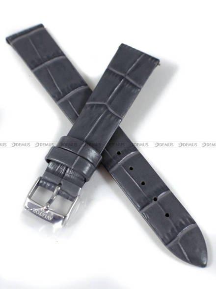 Pasek skórzany do zegarka Aviator V.1.33.0.254.4 - 16 mm