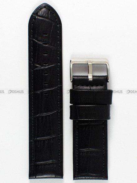 Pasek skórzany do zegarka Bisset - PB6.24.1 - 24 mm