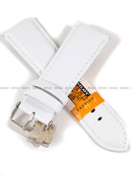 Pasek skórzany do zegarka - Diloy 302EA.26.22 - 26mm