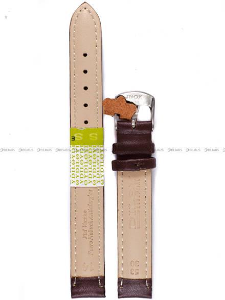 Pasek skórzany do zegarka - Diloy 302EL.14.2 - 14mm
