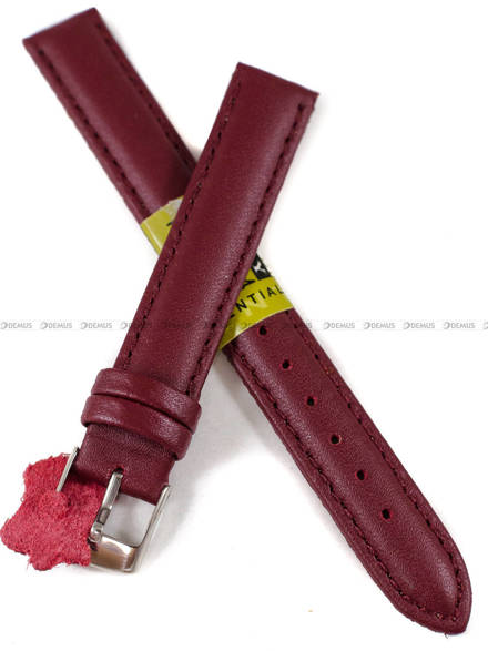 Pasek skórzany do zegarka - Diloy 302EL.14.4 - 14 mm