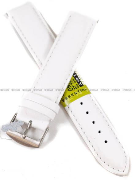 Pasek skórzany do zegarka - Diloy 302EL.20.22 - 20 mm