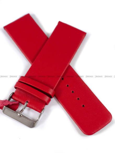 Pasek skórzany do zegarka - Diloy 327.26.6 - 26 mm