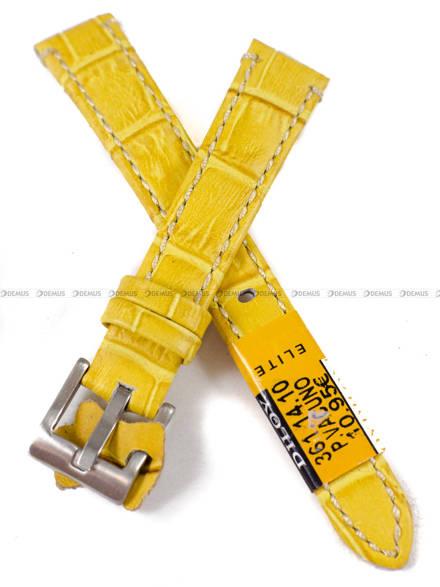 Pasek skórzany do zegarka - Diloy 361.14.10 - 14 mm