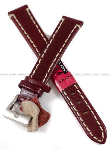 Pasek skórzany do zegarka - Diloy 373.14.4 - 14 mm