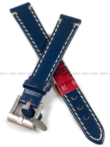 Pasek skórzany do zegarka - Diloy 373.14.5 - 14 mm