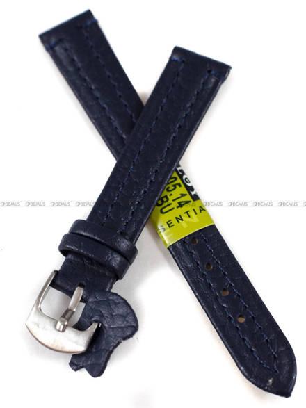 Pasek skórzany do zegarka - Diloy P178.14.5 - 14 mm