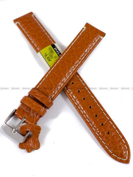 Pasek skórzany do zegarka - Diloy P206EL.16.3 - 16mm