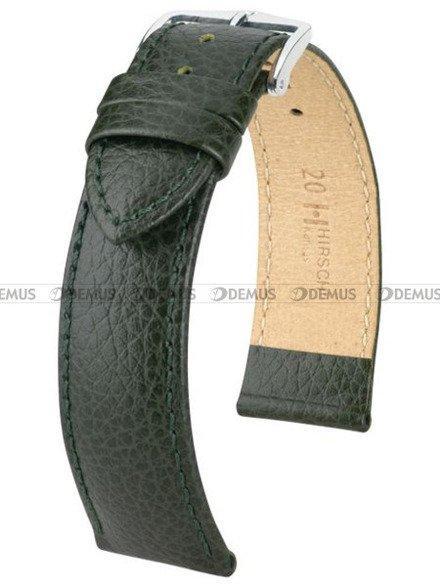 Pasek skórzany do zegarka - Hirsch Kansas 01502040-2-16 - 16 mm